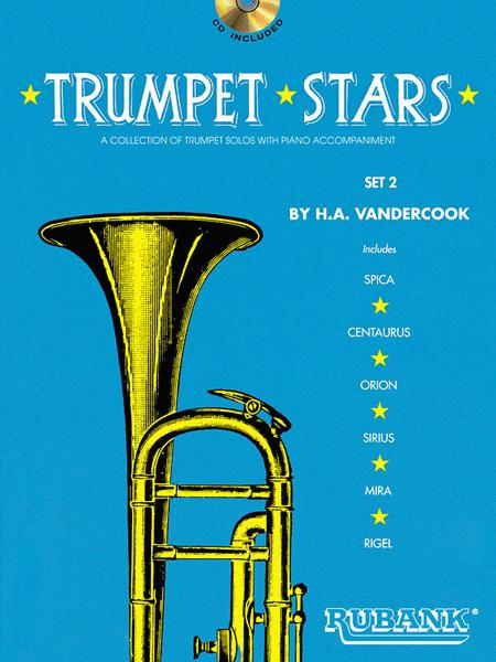 Trumpet Stars Set 2 (Book/CD)