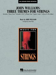 John Williams - Three Themes for Strings