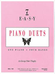 Seven Easy Piano Duets