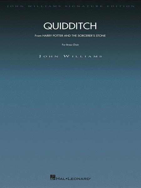 Quidditch (from Harry Potter and the Sorceror's Stone)