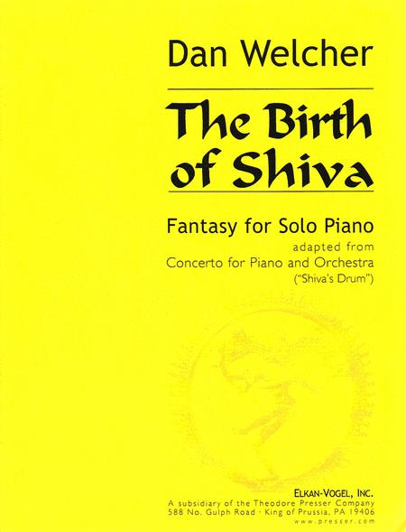 The Birth of Shiva (Adapted From Concerto For Piano And Orchestra Shiva's Drum)