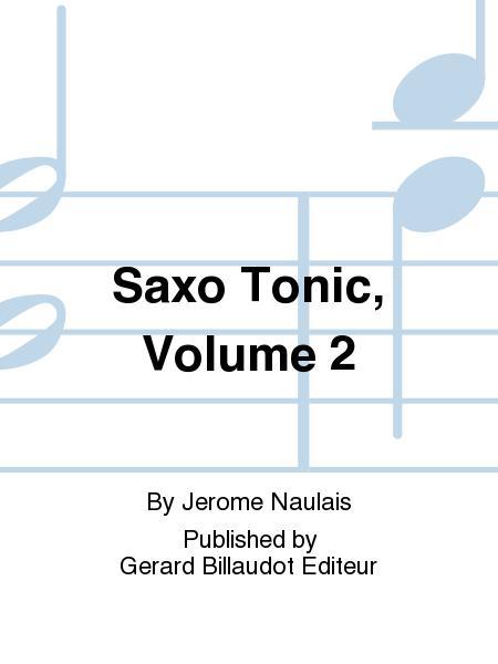 Saxo Tonic, Volume 2