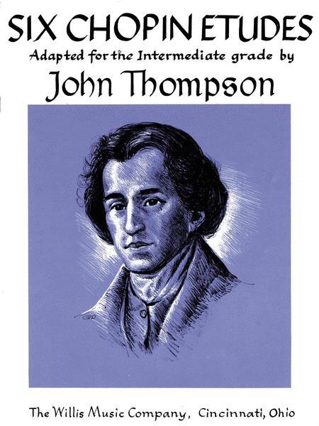Six Chopin Etudes