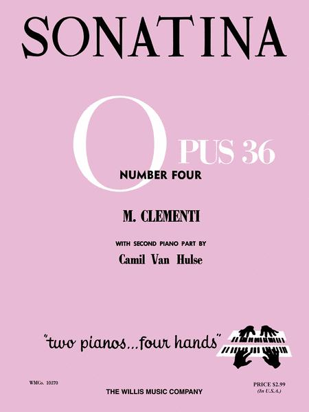 Sonatina Op. 36, No. 4