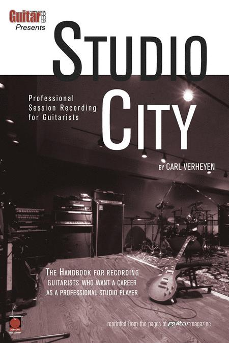 Guitar One Presents Studio City