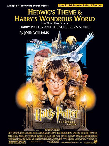Hedwig's Theme & Harry's Wondrous World - Easy Piano