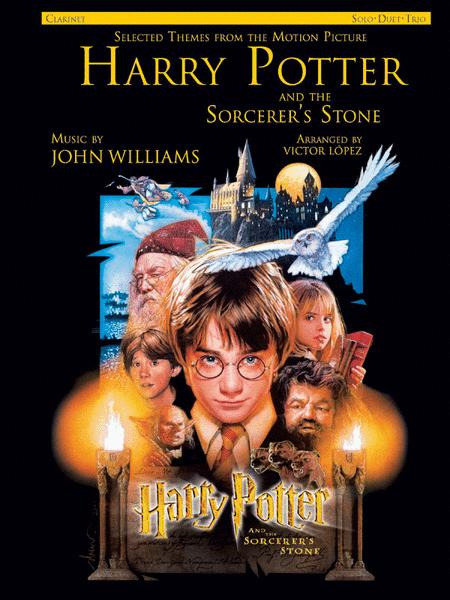 Harry Potter and the Sorcerer's Stone - Clarinet