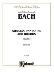 Sonatas, Fantasias & Rondos, Volume 1