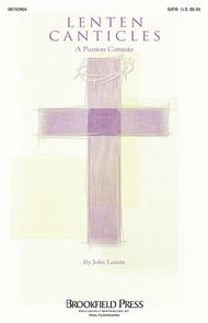 Lenten Canticles - ChoirTrax CD