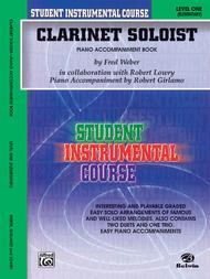 Student Instrumental Course Clarinet Soloist