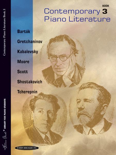 Contemporary Piano Literature, Book 3