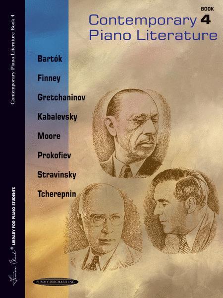 Contemporary Piano Literature, Book 4