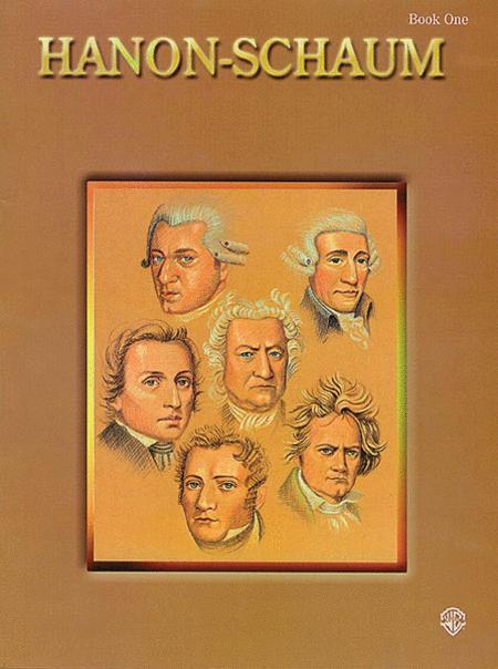 Hanon-Schaum, Book 1