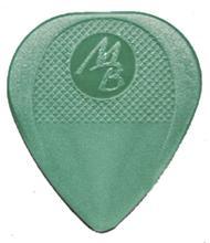 Authentic Green Mel Bay Guitar Picks - Light, 12/pkg