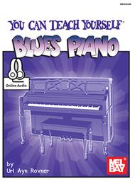 You Can Teach Yourself Blues Piano (Book/CD)