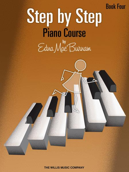 Step by Step Piano Course - Book 4