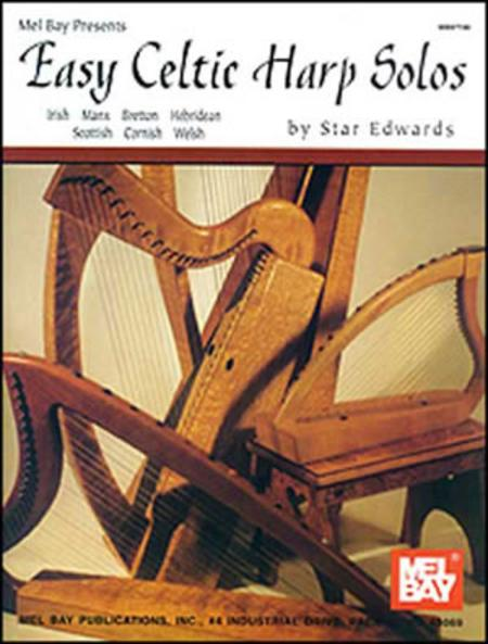 Easy Celtic Harp Solos
