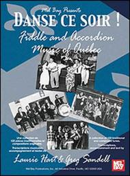 Danse ce soir - Fiddle and Accordion Music of Quebec (Book Only)
