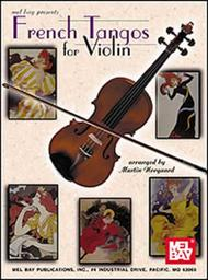 French Tangos for Violin