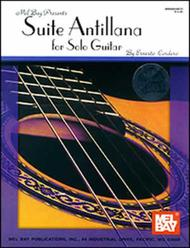 Suite Antillana for Solo Guitar