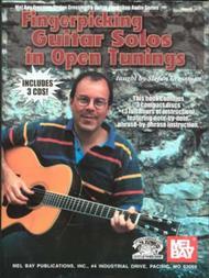 Fingerpicking Guitar Solos in Open Tunings
