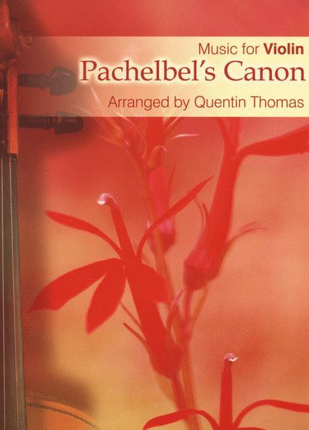 Pachelbel's Canon - Music for Violin