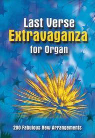 Last Verse Extravaganza - Organ