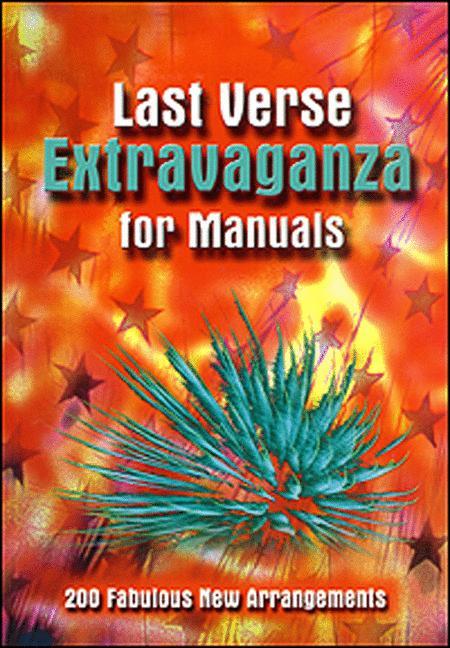Last Verse Extravaganza - Manuals