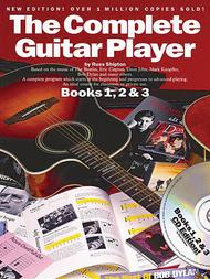 The Complete Guitar Player Books 1, 2 & 3