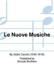 Le Nuove Musiche