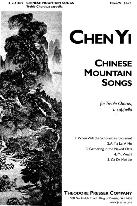 Chinese Mountain Songs