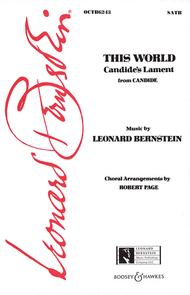 This World (Candide's Lament) (from Candide)