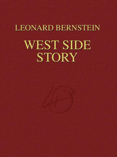 West Side Story (Full Score)