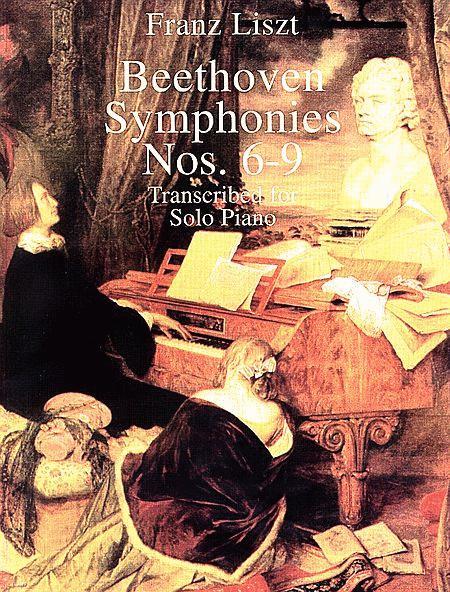 Beethoven Symphonies Nos. 6-9 (Solo Piano)