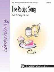 The Recipe Song