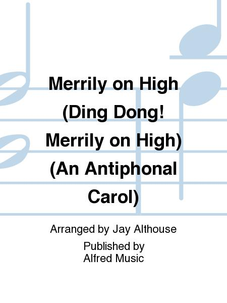 Merrily on High (Ding Dong! Merrily on High)