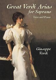 Great Arias for Soprano