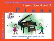 Alfred's Basic Piano Course - Lesson Book & CD (Level 1A)