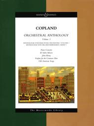 Orchestral Anthology - Volume 1
