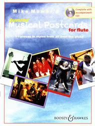Junior Musical Postcards