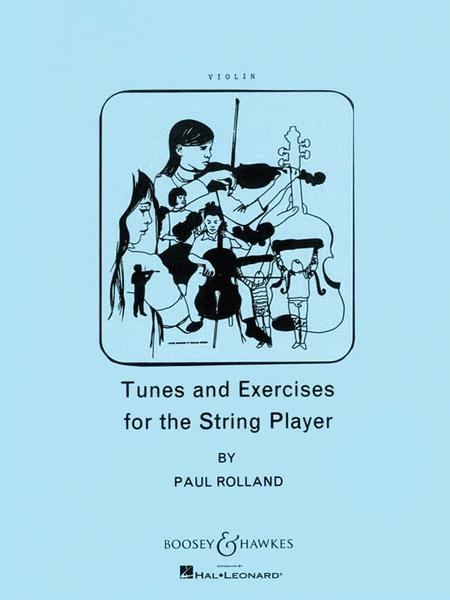 Tunes and Exercises for the String Player