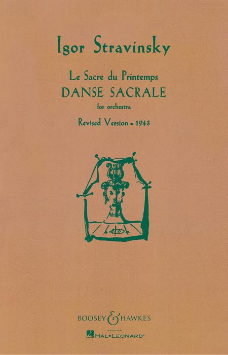 Danse Sacrale (Revised 1943)