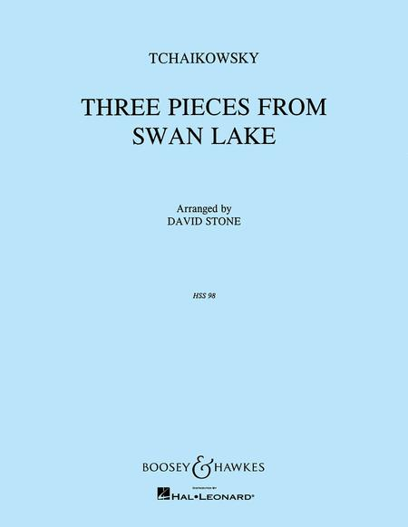 Three Pieces from Swan Lake