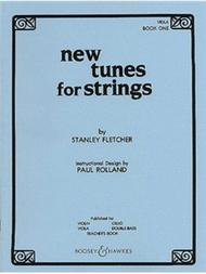 New Tunes for Strings - Book 1