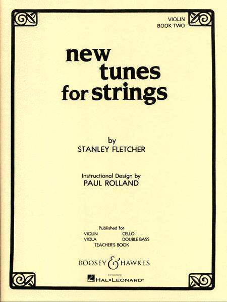New Tunes for Strings - Book 2
