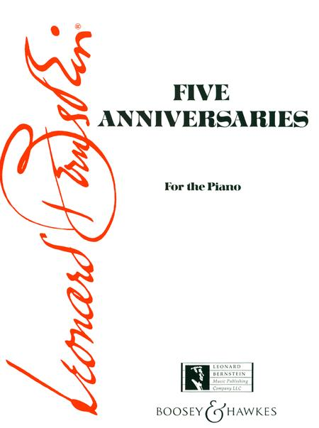 Five Anniversaries (1964)