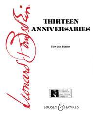 Thirteen Anniversaries (1990)