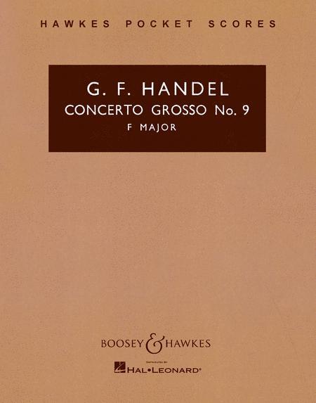 Concerto Grosso, Op. 6, No. 9