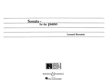 Sonata for the Piano