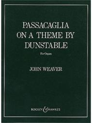 Passacaglia on a Theme by Dunstable